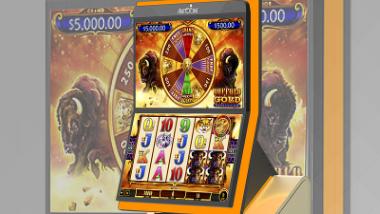 Slot Machine Buffalo Gold Revolution