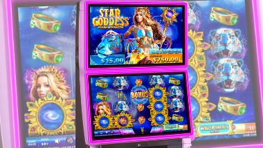 Slot Machine Star Goddess