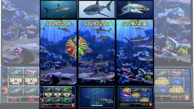 Jaws of Steel Sharkweek Slot Machine