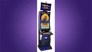 image of Wolf Run Gold slots