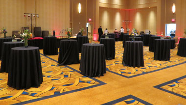 event center room